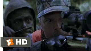 The Hunted (3/8) Movie CLIP Hunters Become Hunted (2003