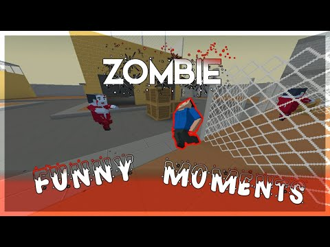Zombie Funny Moments |Block Strike|