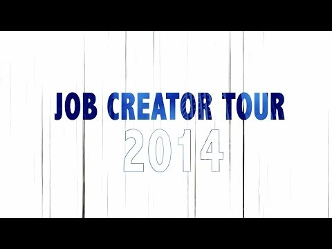 Job Creator Tour 2014 - BARI