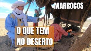O que tem no deserto do Marrocos