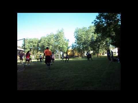 V Encuentro Latino Americano Futebol Callejero