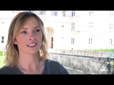 Ils parlent de Pau : Isabelle Ithurburu