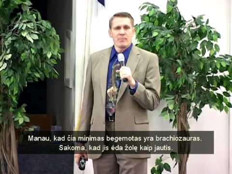 Dinozaurai ir Biblija - Kent Hovind 3