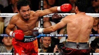 Manny Paquiao VS Oscar De La Hoya Full Fight High