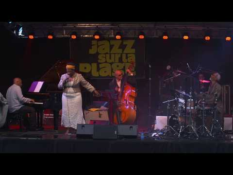 AFRICAN JAZZ QUARTET featuring Gwen Sampé  • Afro blue