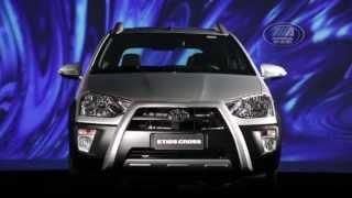 Novo Etios Cross Da Toyota 2013 Motores & AÇÃO