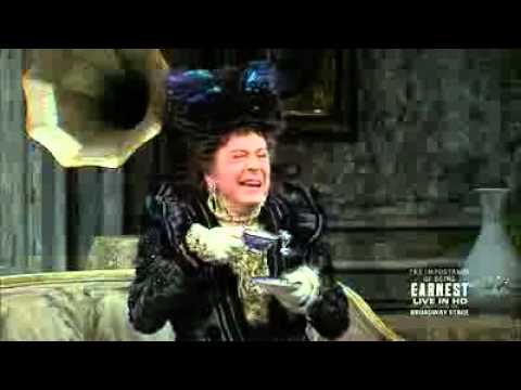 The Importance of Being Earnest: Live in HD Broadway Trailer