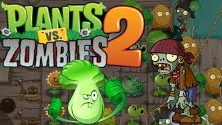 ZOMBIS PIRATAS LIVE 2.0 Plants Vs Zombies 2