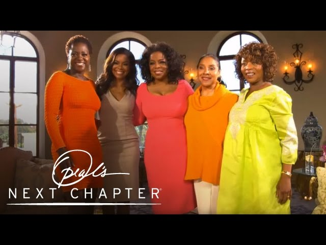 Actresses Tackle the Light Vs. Dark Skin Debate - Oprah's Next Chapter - Oprah Winfrey Network