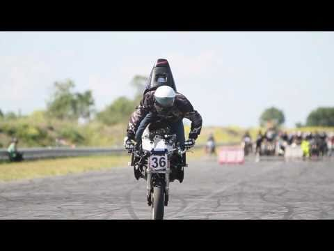Longest Stoppie at Stunt Games Round 1 in Bordeaux, France
