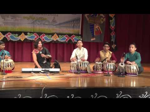 CAA - First Anniversary  - Mar 18th 2017 - Item-21- Tabla Kathak Jugalbandi