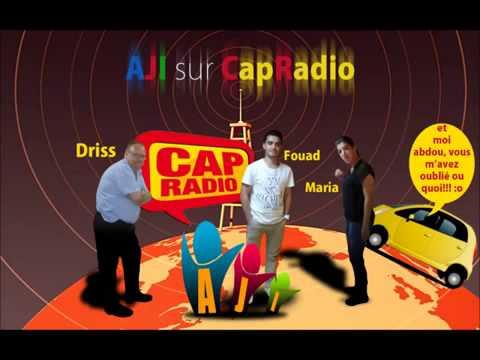 PROJET AJI Sur l'émission Week End CHABAB sur CapRadio