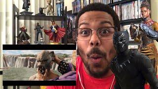 "Marvel Studio's Black Panther ""Rise"" TV Spot Reaction!"