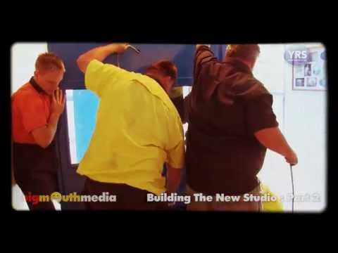 Big Mouth Media - Voice Over Studio : Construction Video