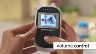 Motorola MBP 18 Baby Monitor