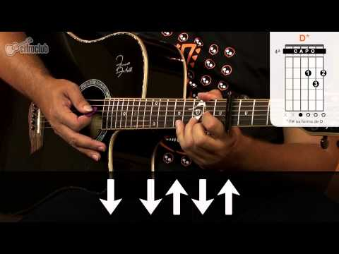 Na Linha do Tempo - Victor e Léo (aula de violão completa)