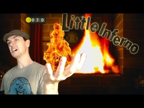 Little Inferno Part 5 | THINGS ARE GETTING WEIRD | Amazing Indie Game Gameplay/Commentary