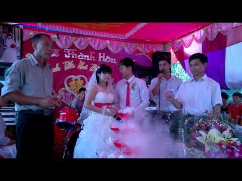 Đám Cưới Mạnh Tiến Thu Trang, Lễ Kết Hôn Mạnh Tiến Mai Trang