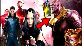 Avengers Secret WEAPON For Thanos In Avengers Infinity War Potentially REVEALED? & Who Will Fall?