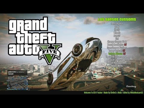 how to get mods on gta 5 xbox 360