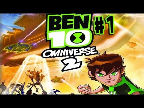 Ben 10: Omniverse 2 - Walkthrough - Part 1 - Learning The Ropes (X360) [HD]