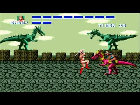 Golden Axe (GEN) -