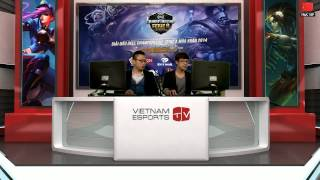 [23.03.2014] FT vs HNP [DCS A Xuân 2014]
