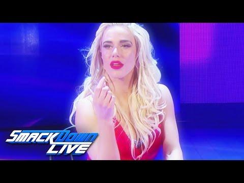 Lana joins the blue brand: SmackDown LIVE, April 11, 2017