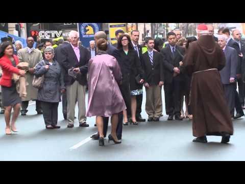 Security Beefed Ahead of Boston Marathon