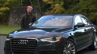 2012 Audi A6 3.0 İnceleme - İngilizce
