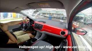 Volkswagen Up! Impressões Ao Dirigir Www.car.blog.br