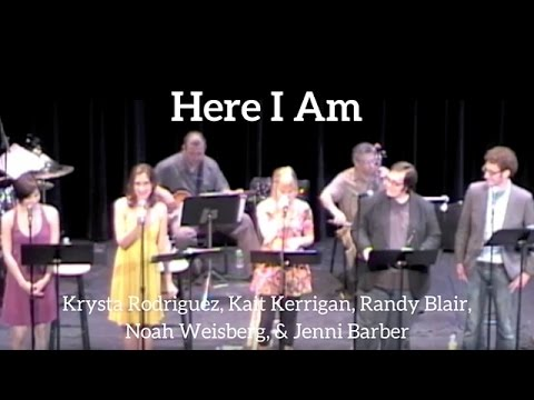 HERE I AM - Jenni Barber, Randy Blair & Co.