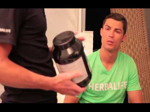 Cristiano Ronaldo Herbalife www.healthynutrition.co.in