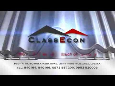 classecon tv advert june 2014