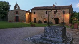 Castle for sale in Italy between Tuscany and Umbria