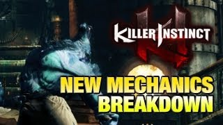 Killer Instinct: New Mechanics Breakdown (New Breaker System & More)