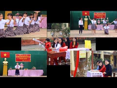 Video tổng hợp các hoạt động của trường THCS Cần Kiệm ngày hiến chương 20/11/2014