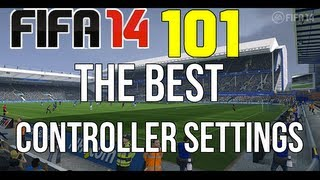 FIFA 14101 Best Controller Setting (PS3)