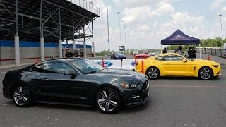 2015 Ford Mustang EcoBoost 2.3