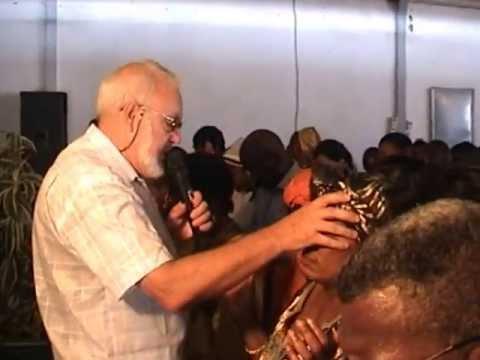 Bringing the Presence of God back Home  Apostle Hans Blunk Part 2