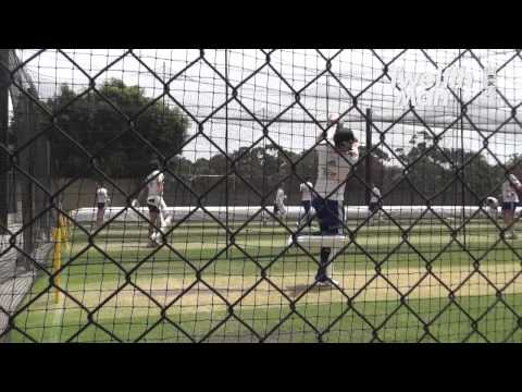 Ian Bell & Kevin Pietersen Net Session