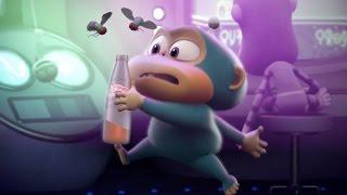 Vesmírne opice 6 - Mucha