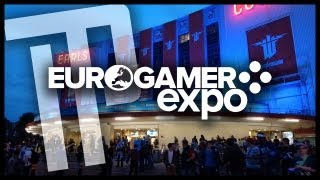 EUROGAMER EXPO 2013 - Cosplay, Xbox One, PS4 & More