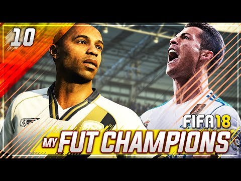 RONALDO & ICON HENRY ARE THE DREAM!! | MY FUT CHAMPIONS ROAD TO PRO | FIFA 18 ROAD TO GLORY!!