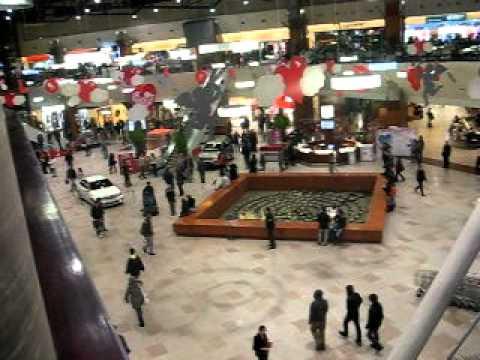 Flashmob la Iulius Mall din Cluj
