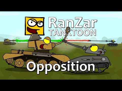 Tanktoon: Opozícia
