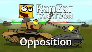 Tanktoon: Opozice