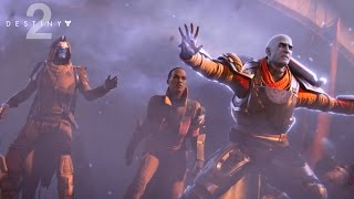 Destiny 2 - 'Homecoming' Story Campaign Gameplay