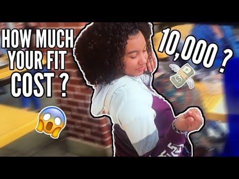 How Much Is Your Outfit💵? ECHS DRIPPING💧 OR 🗑👎🏾?