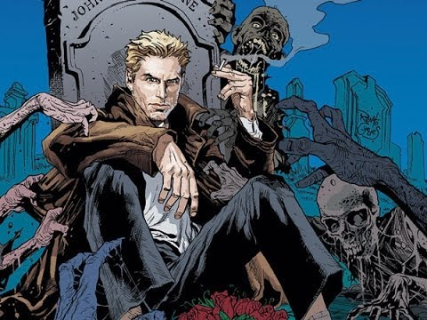 David S. Goyer Talks 'Constantine' TV Pilot